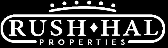 Rush Hal Logo-Transparent Blue
